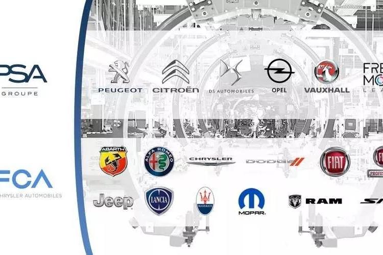 PSA与FCA若合并,外媒希望这四款车引入美国