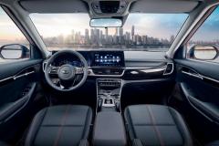 东风悦达起亚正式公布其全球战略SUV中文名——傲跑