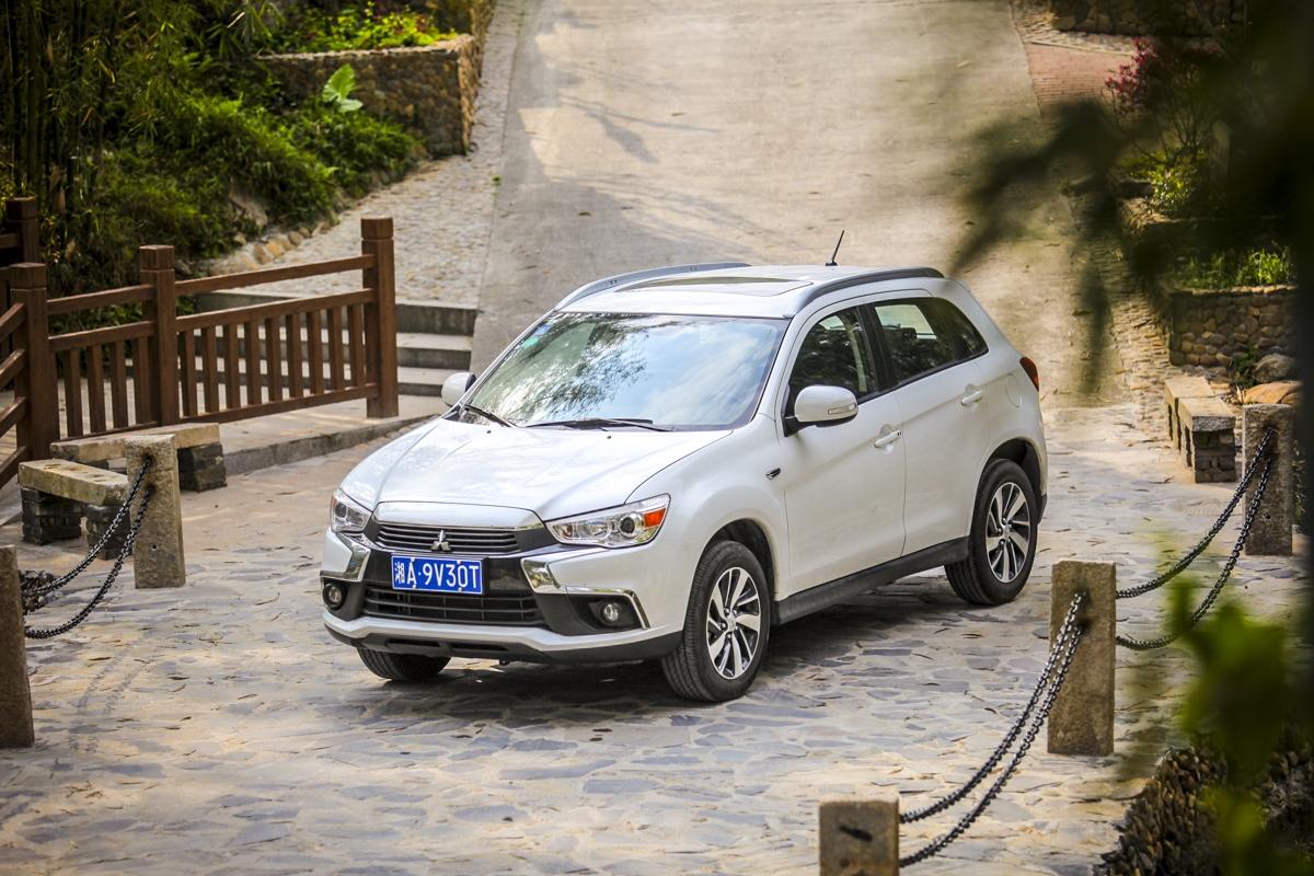 有颜任性系列,这款动感实力派SUV拥有越级产品配置