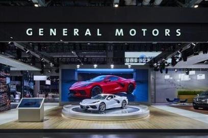 新款新型新技术,通用五大重磅车型亮相第二届进博会
