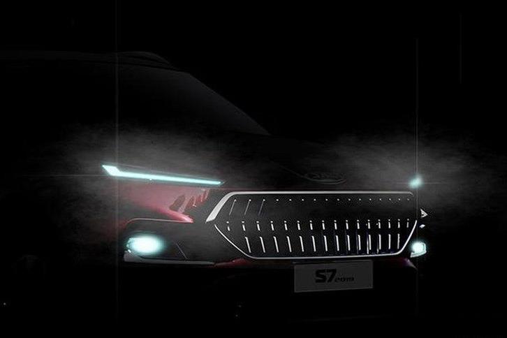 江淮瑞风S7 pro将广州车展发布 搭两款发动机 有望年底上市