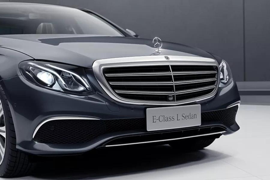 配置小幅提升,奔驰在华推2020款E级