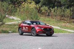 一汽马自达全新CX-4上市 售价14.88万