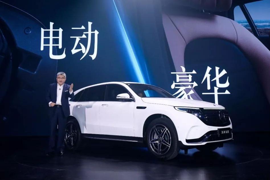 """率先杀入""""蓝海"""" 奔驰EQC如何定义高端纯电SUV?"""