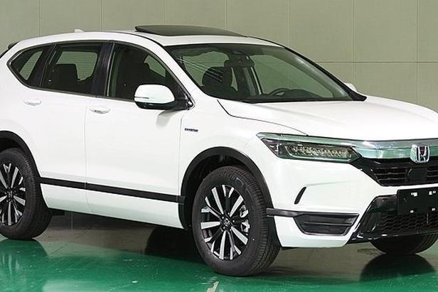 广汽本田皓影将11月30日上市 CR-V姊妹车 两种动力