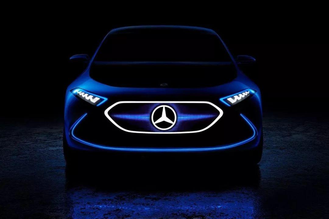奔驰G级将推纯电车型 或命名为EQG