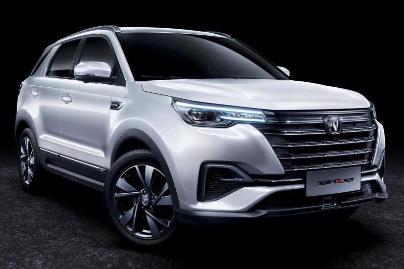 预售价9.39起,长安CS55 PLUS将于广州车展上市