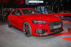 新款奥迪RS 5 Sportback预售86.98万元 搭2.9T动力