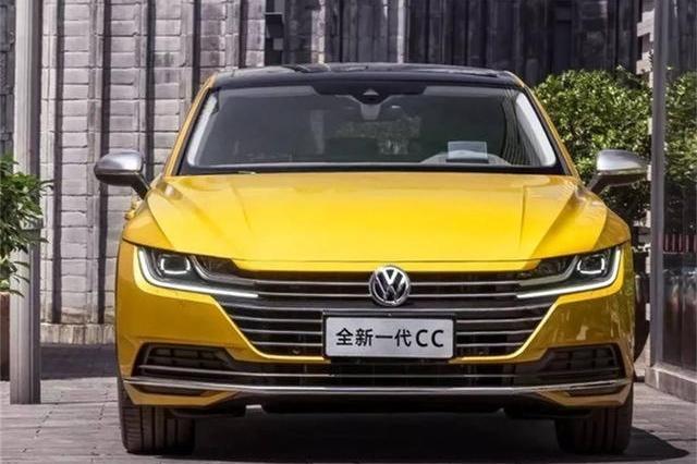 2020款大众CC正式上市 售24.68-30.18万 四款车型可选