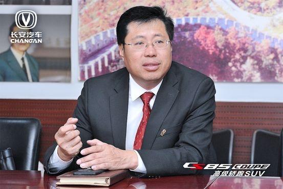 清华大学车辆与运载学院院长杨殿阁:长安CS85 COUPE让我对自主品牌更有信心