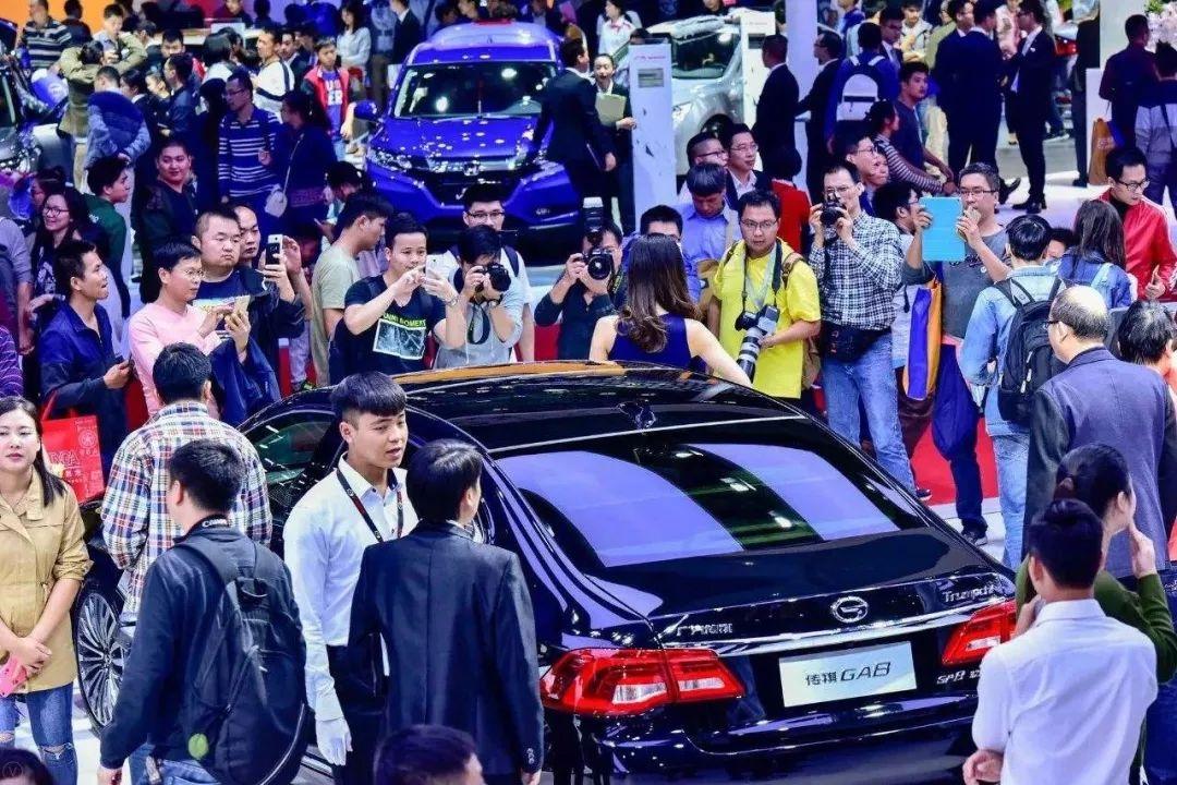 年终大秀将上映,广州车展上颜值爆表的新车,都有谁?