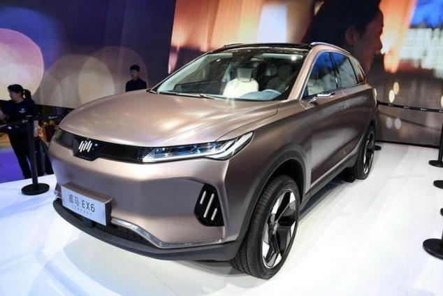 广州车展前瞻:威马EX6亮相,颜值出众续航超500公里