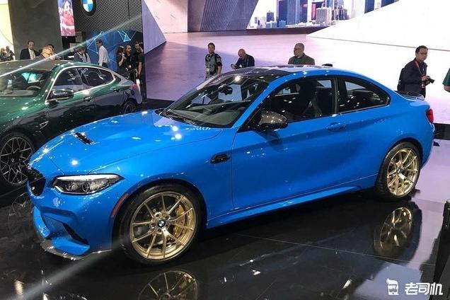 2019洛杉矶车展丨限量2200台 宝马M2 CS首次亮相