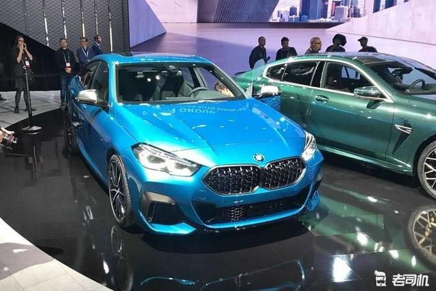 2019洛杉矶车展丨四门无框 宝马2系Gran Coupe正式发布