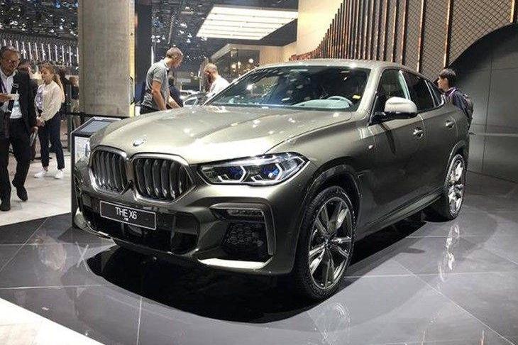 2019广州车展 全新一代宝马X6正式上市 售76.69万元起