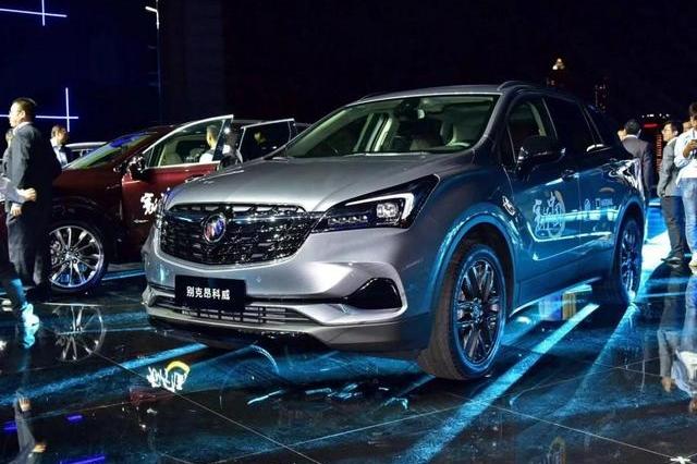 2020款昂科威来了!中型SUV市场或再塑品质标杆