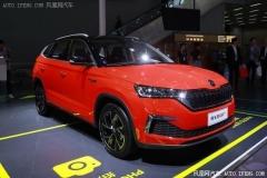 2019广州车展:动感小型SUV柯米克GT售价12.59万起