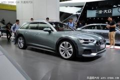 2019广州车展:全新奥迪A6 allroad开启预售