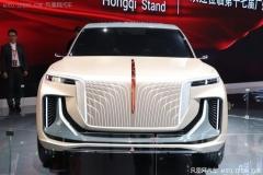 2019广州车展:红旗E115概念车国内首发