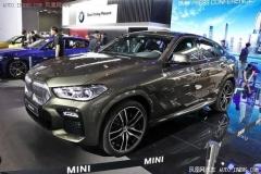 2019广州车展:全新宝马X6售价76.69万起