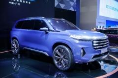 2019广州车展:星途VX概念车正式亮相