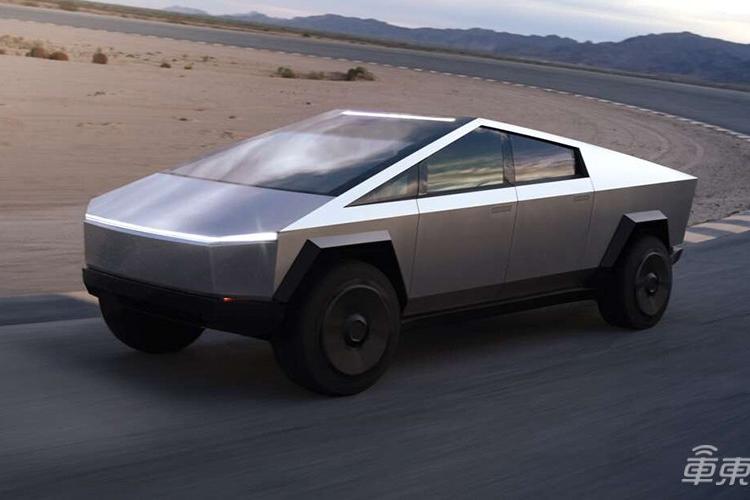 """马斯克的""""火星车""""来了!特斯拉发布防弹皮卡,售价3.99万美元起"""