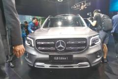 奔驰GLB/广汽丰田威兰达领衔 盘点广州车展热门SUV