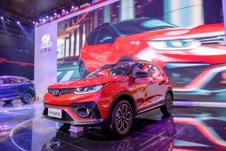 东南汽车家族亮相广州车展,东南DX5颇具看点,明年还将推DX9