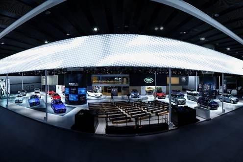捷豹路虎中国和奇瑞捷豹路虎携耀目新车登临2019广州车展