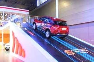 东南汽车携旗下DX5等热销车齐聚2019广州车展