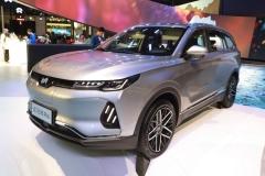 2019广州车展:全天候长续航 威马EX6 Plus上市