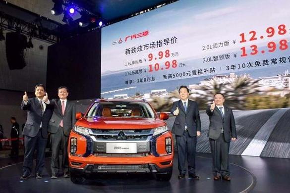 不到10万能买到合资紧凑型SUV?还是日系品牌,三菱新劲炫了解下