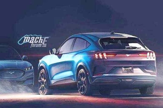 路咖评:洛杉矶车展重磅新车 只看福特的电动车就够了?