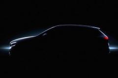 全新奔驰GLA预告图曝光 将于12月11日正式发布