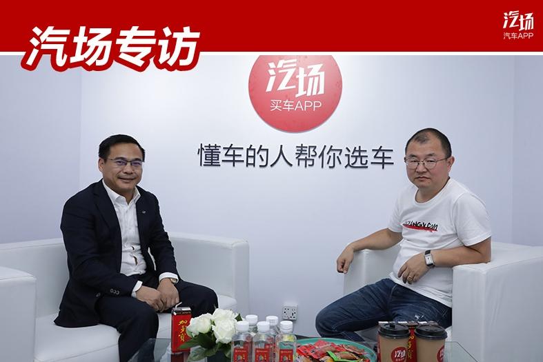 陈高潮:海马汽车互联网直卖模式有成效,打造新能源核心竞争力