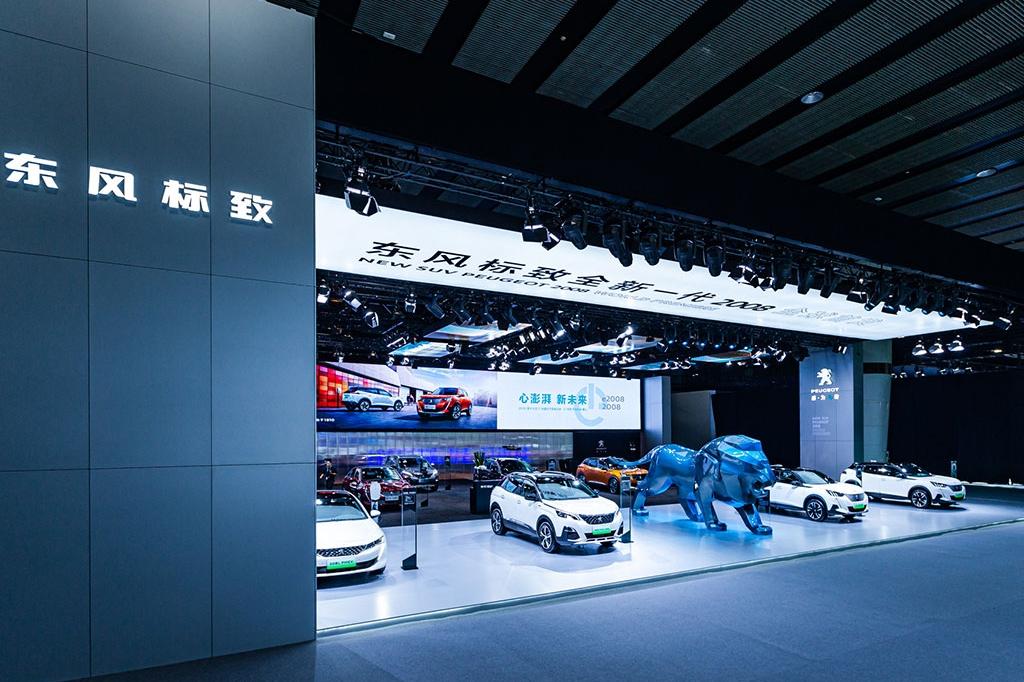 东风标致全新一代2008/e2008双选择,将成为SUV市场的佼佼者?