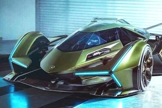 3分钟看车圈:在游戏里才敢开 兰博基尼全新概念车首发