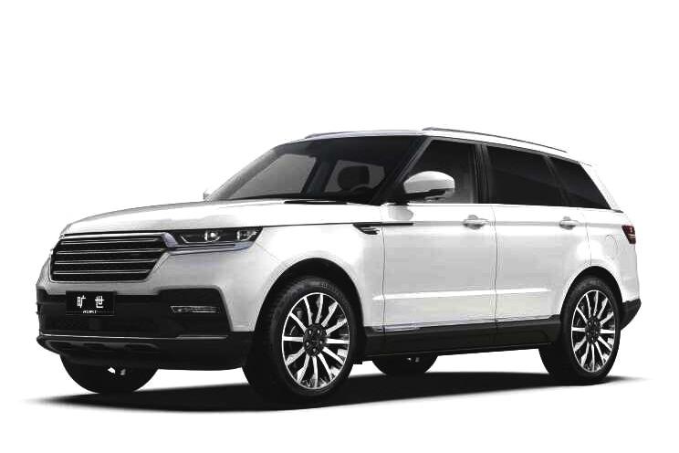 中大型SUV汉龙旷世正式上市,售15.98万元起