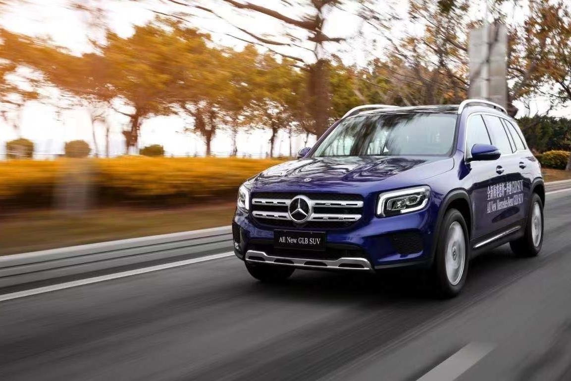 紧凑型SUV也能5+2 全新奔驰GLB创豪华新细分