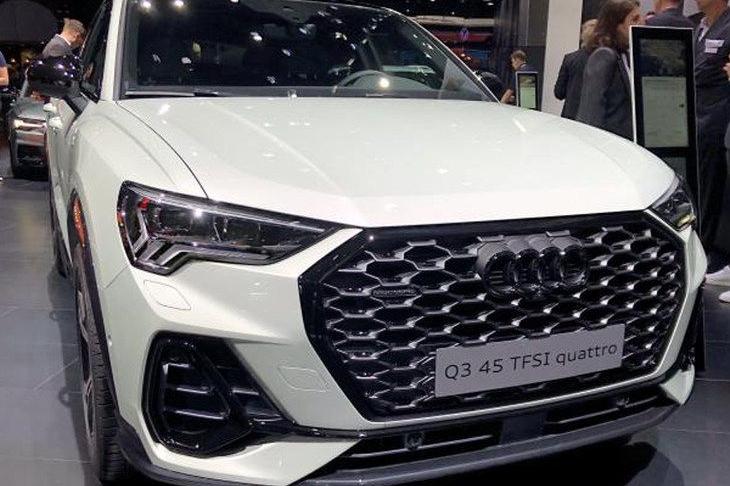 奥迪Q3 Sportback将明年4月正式上市 搭两款发动机 实现本土化生产