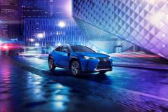 白话EV:雷克萨斯首款量产纯电车型UX300e广州车展全球首发