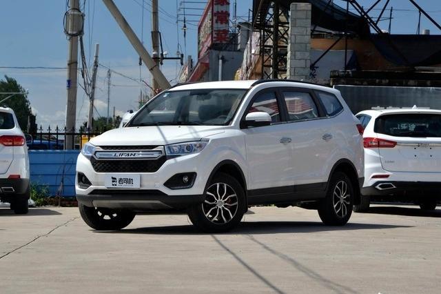 中国品牌的7座SUV怎么样? 小哥带你看力帆迈威