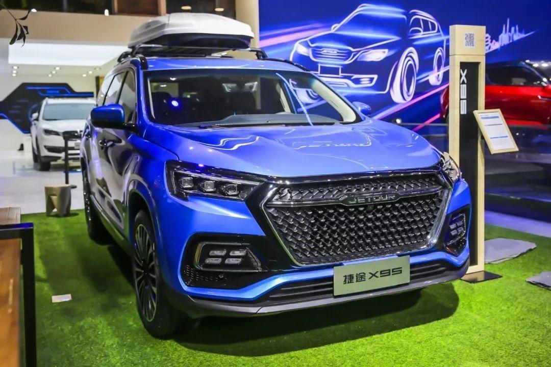 又一高品质7座中型SUV,捷途X95上市 售9.99万起