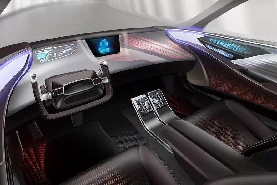 未来汽车的科技化,要先从取代实体按键开始?