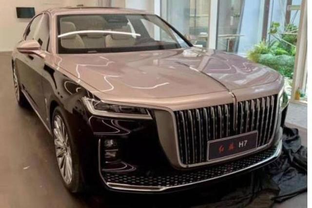 国产概念车明年量产,酷似劳斯莱斯,和A6同级,气势盖过奔驰宝马