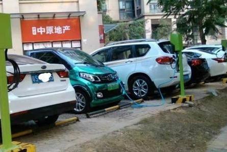 真实电动汽车私人消费有多少:25.11万辆打个折