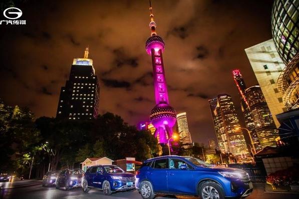 塑造全新都市SUV美感,在上海近距离感受第二代广汽传祺GS4美丽