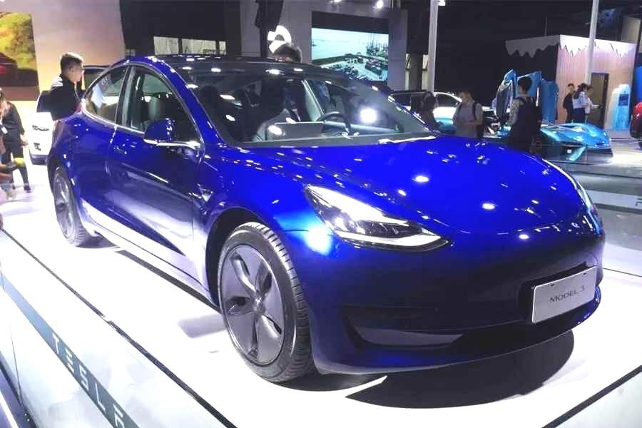 1-10月全球电动车销量榜!特斯拉Model 3总销量超20万稳拿第一