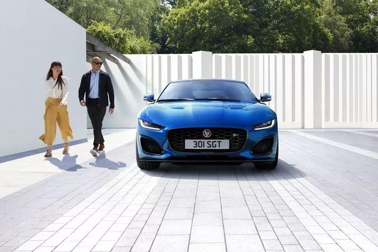 新车午报 | 外观更帅了,新款捷豹F-TYPE官图发布