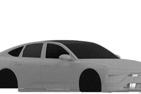 特斯拉Model 3最强对手蔚来ET登场,轿跑拉风外观+全玻璃穹顶设计
